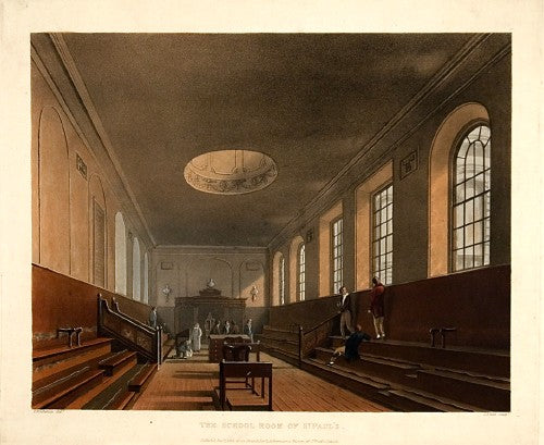 The Schoolroom of St Paul's