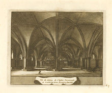 Load image into Gallery viewer, St. Foy (interior) before the Fire