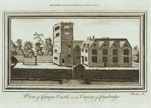 Camps Castle, Cambridgeshire