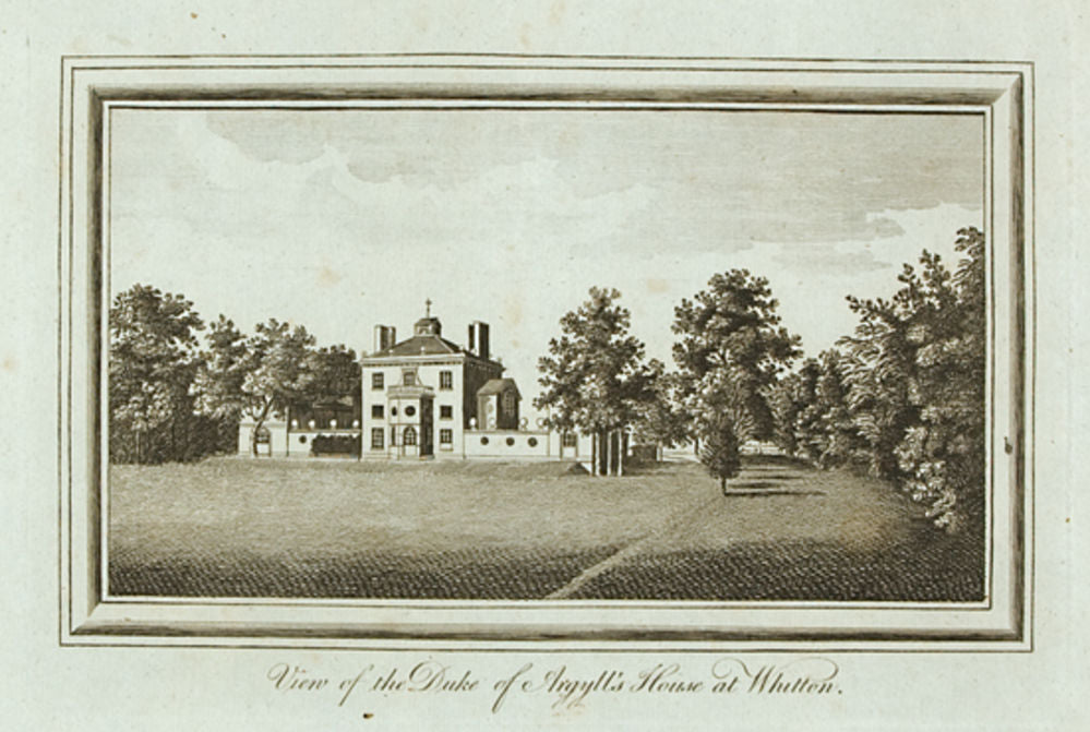The Duke of Argyll's House, Whitton