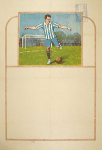 Football advertisement