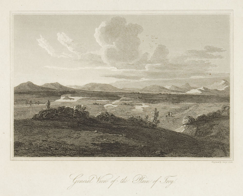 General View of the Plain of Troy