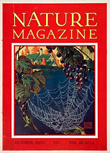 Nature Magazine, Oct. 1930