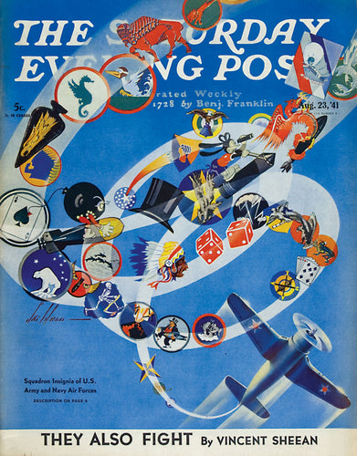 The Saturday Evening Post 1941