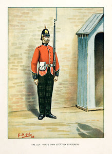 The 25th - King's Own Scottish Borderers