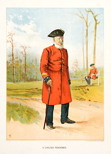 A Chelsea Pensioner