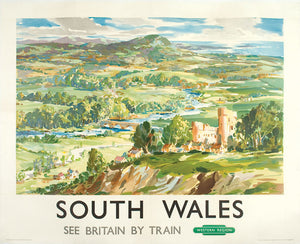South Wales. See Britain by Train