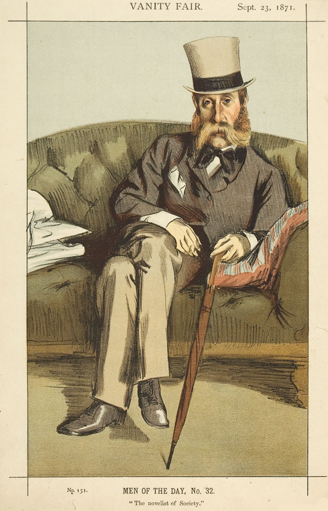 George John Whyte-Melville. The novelist of Society