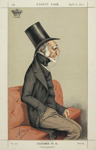 Earl of Harrowby KG. The Last Generation. Statesmen No.81