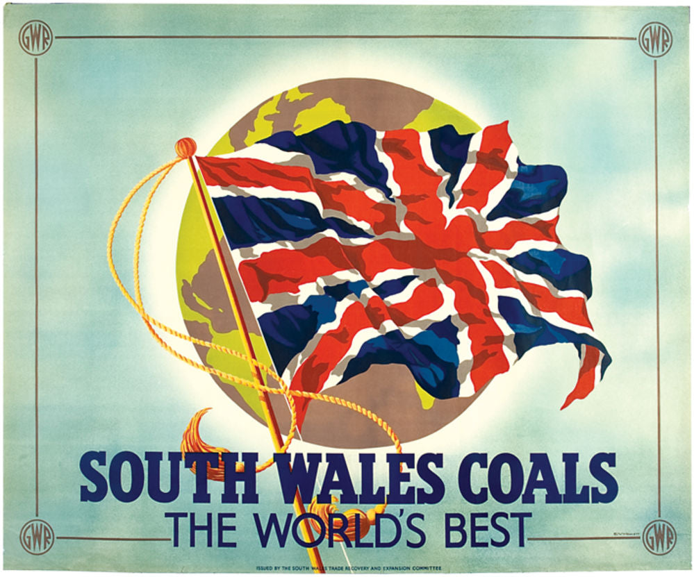 South Wales Coals the World's Best