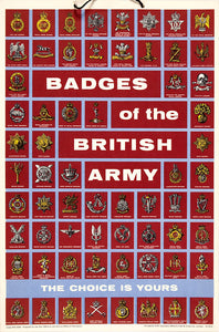 Badges of the British Army