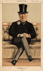 Henry William Eaton MP. Silk