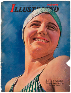 Betty Slade, Britain's Diving Wonder