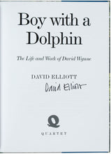 Load image into Gallery viewer, Boy With a Dolphin.  The Life and Work of David Wynne