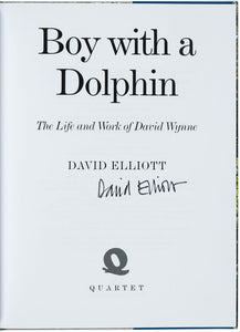 Boy With a Dolphin.  The Life and Work of David Wynne