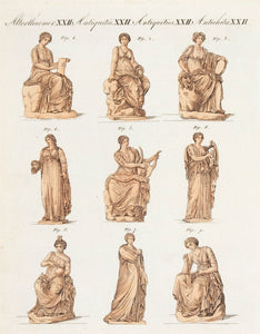 Greek and Roman Deities. (The Nine Muses