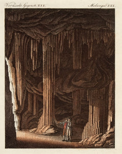 The Cave of Stalactites. (Miscellanea. XXX