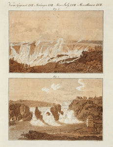 Remarkable Waterfalls.] Miscellanea. LVII