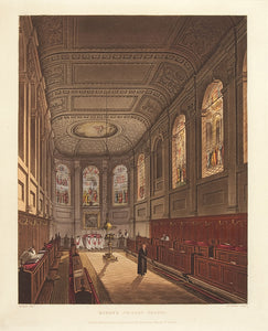 Queen's College Chapel