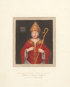 Richard Fleming, Bishop of Lincoln, Founder of Lincoln College