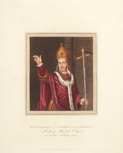 Henry Chichely, Archbishop of Canterbury, Founder of All Souls College