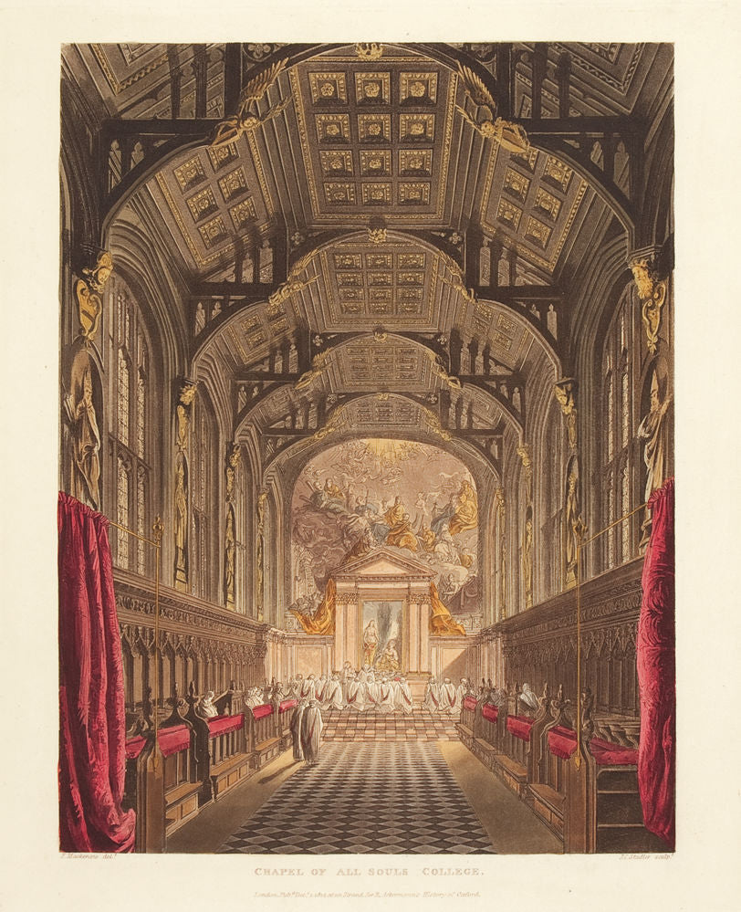 Chapel of All Souls College