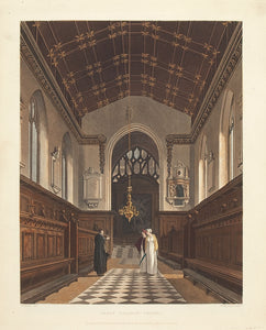 Jesus College Chapel