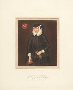 Dorothy Wadham, Founder of Wadham College