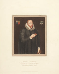 Thomas Tesdale, Cofounder of Pembroke College