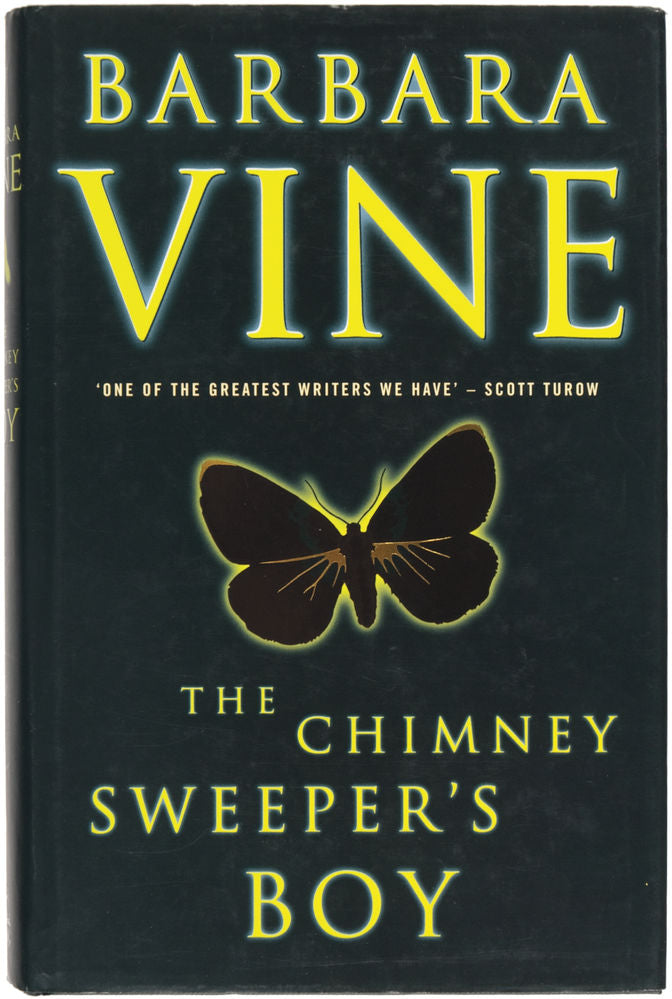 The Chimney Sweeper's Boy