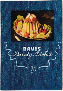Davis Dainty Dishes
