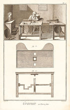 Load image into Gallery viewer, Gravure en Pierres Fines (Fine Stone Engraving