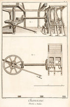 Load image into Gallery viewer, Chamoiseur et Megissier (Tanner of Chamois Leather and Sheep and Goat