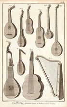 Load image into Gallery viewer, Lutherie (Musical Instrument Making