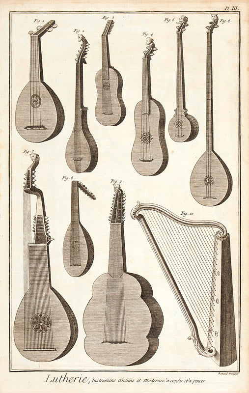 Lutherie (Musical Instrument Making