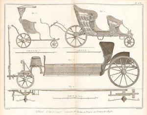 Sellier-Carrossier (Saddler and Carriage Maker