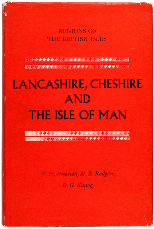Lancashire, Cheshire and the Isle of Man