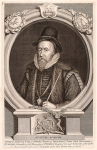 Thomas Sackville, Earl of Dorset, Baron of Buckhurst, Lord High Treasurer