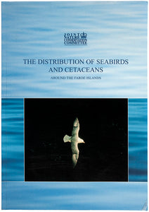 The distribution of seabirds and cetaceans around the Faroe Islands