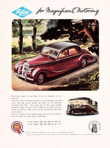 Riley for Magnificent Motoring