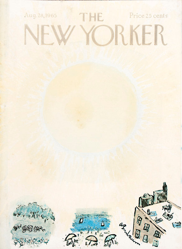 The New Yorker, 28th August 1965