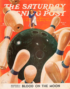 The Saturday Evening Post, 15th March, 1941