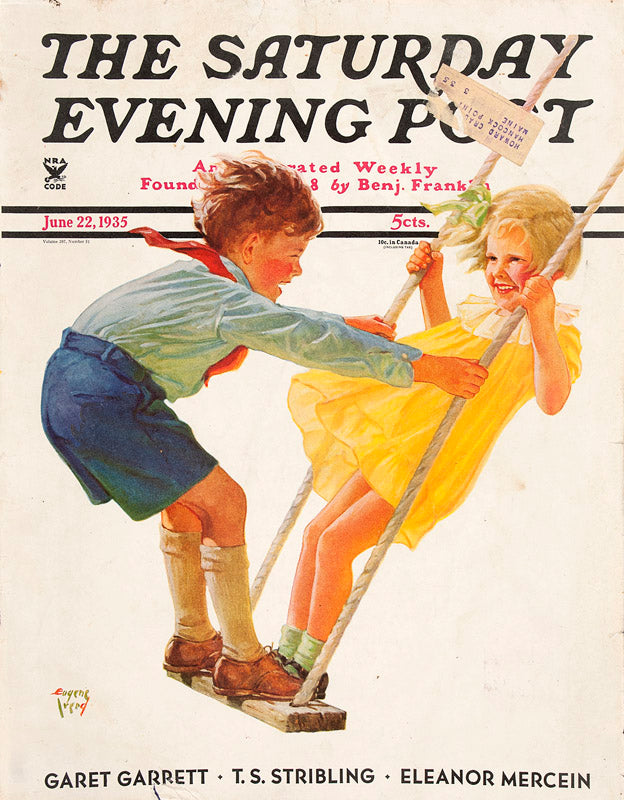 The Saturday Evening Post, 22nd June 1935