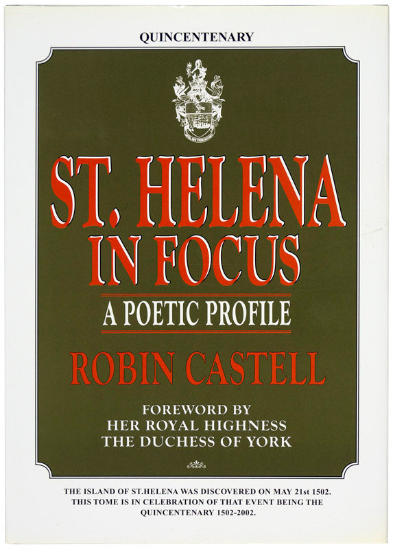 St. Helena in Focus. A Poetic Profile