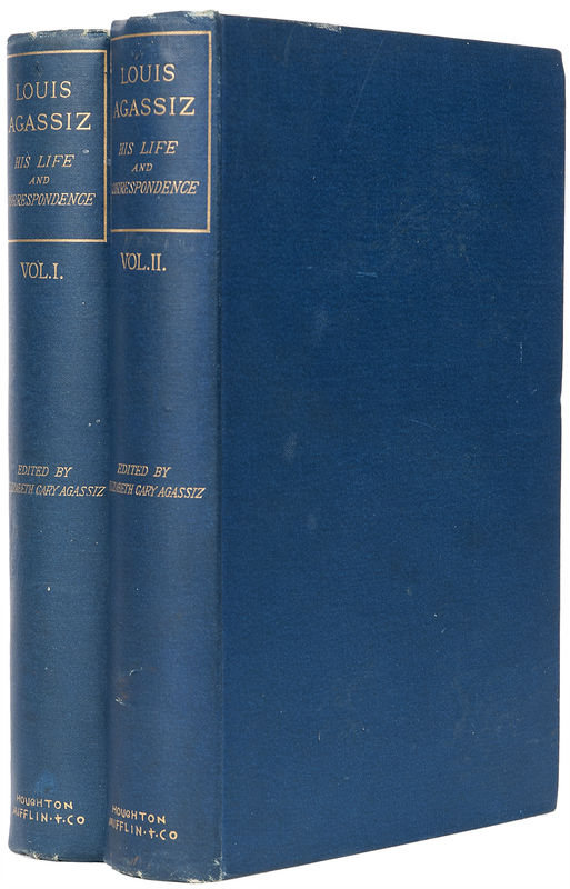 Louis Agassiz His Life and Correspondence