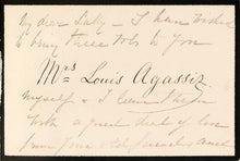 Load image into Gallery viewer, Louis Agassiz His Life and Correspondence