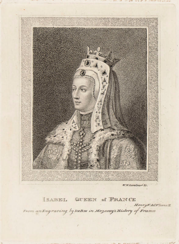 Isabel Queen of France