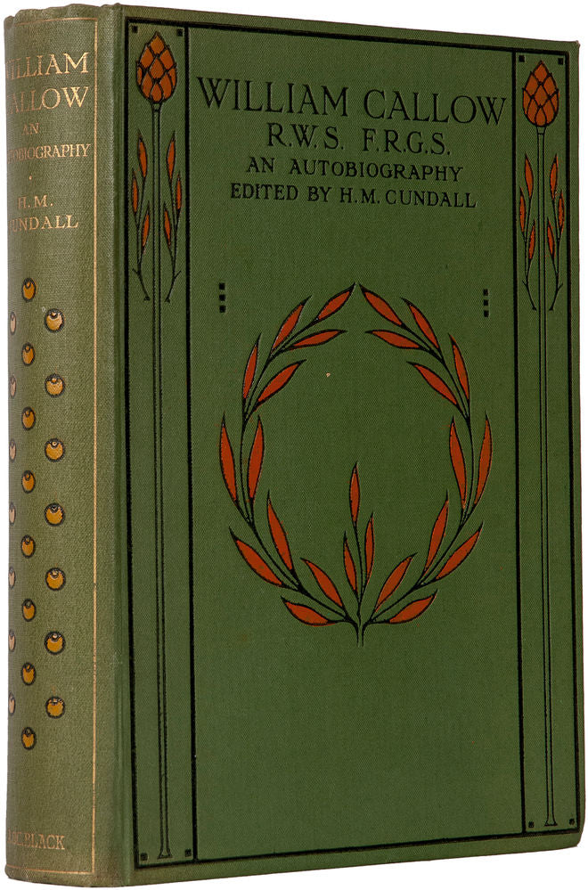 An Autobiography edited by H. M. Cundall