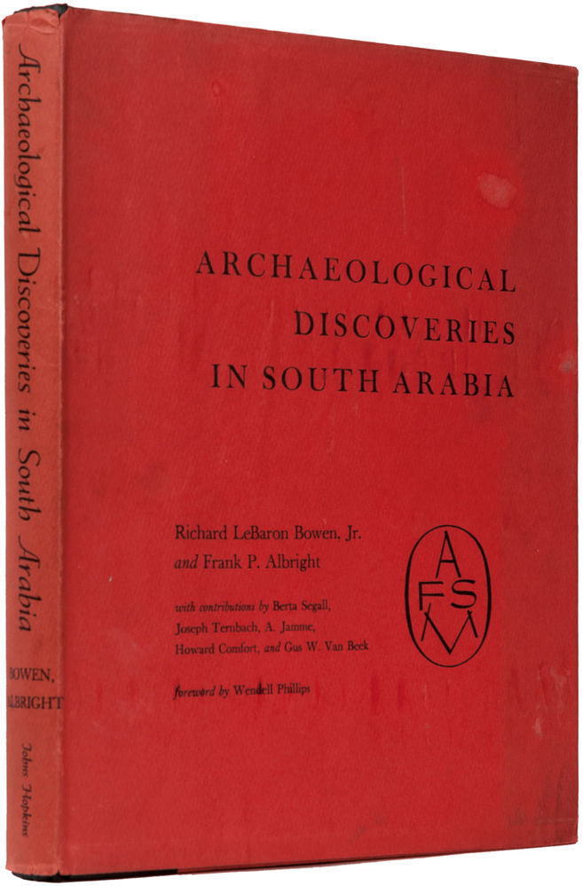 Archaeological Discoveries in South Arabia