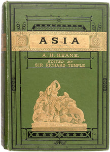 Asia with Ethnological Appendix ... Edited by Sir Richard Temple